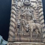 Tableau Odin Viking