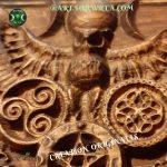 Hiboux et symboles celtes